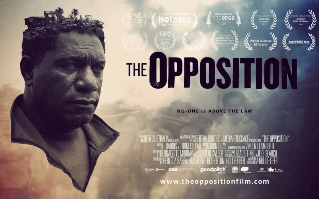 The Opposition film screening