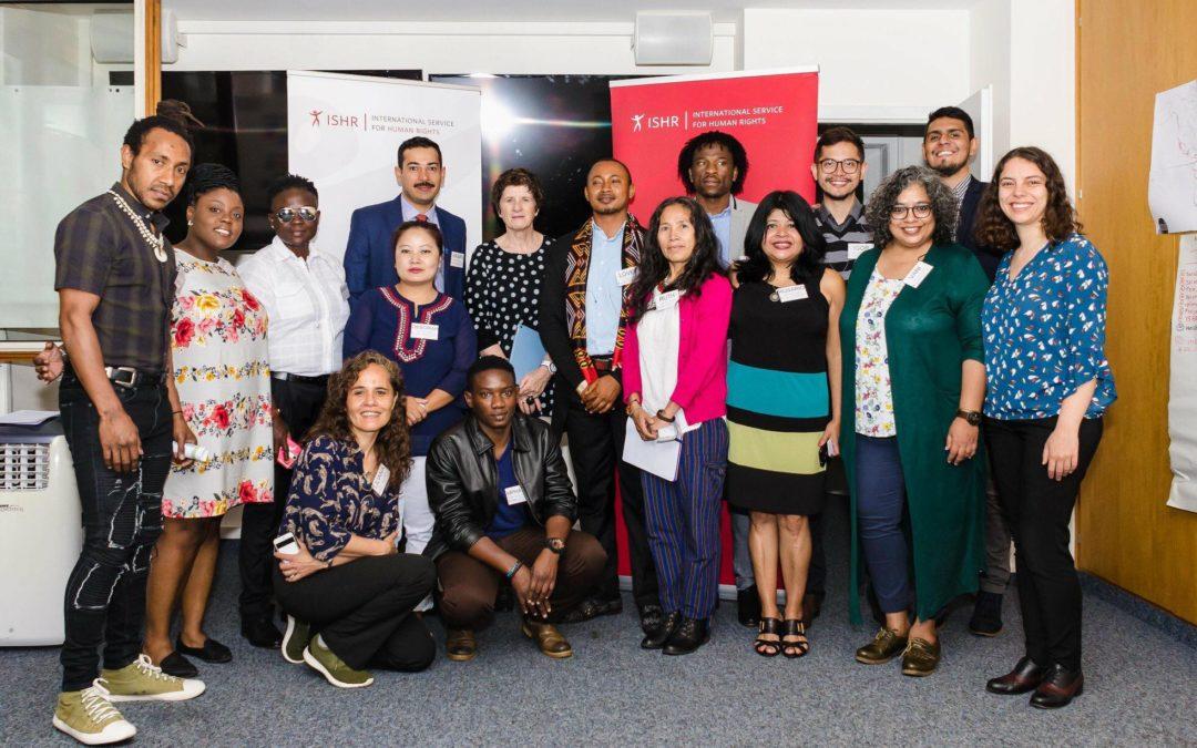 Human Rights Defender: ABC Radio National Wantok program