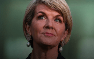 Julie Bishop accused of breaching standards with new aid job