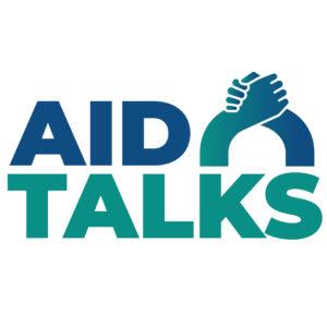 Aid Talks logo