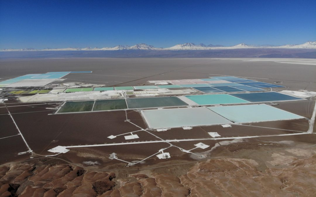 Is Australian Lithium the answer to Zero Emissions?